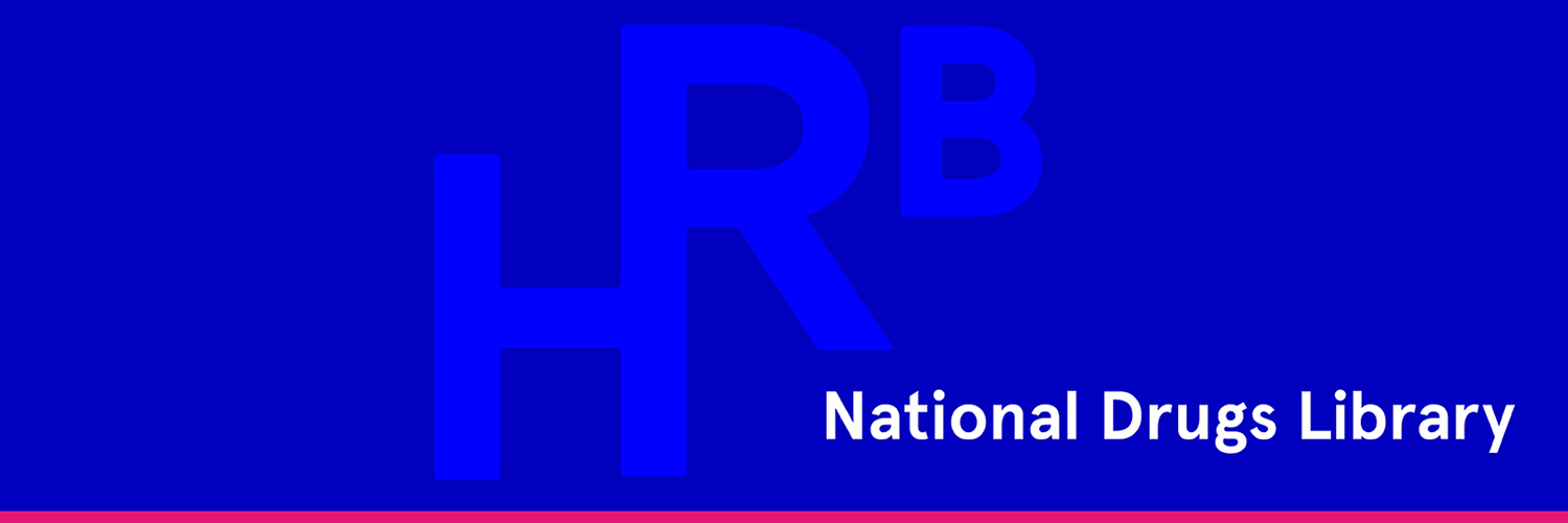 HRB National Drug Library